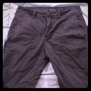 American Eagle Slim khaki pants